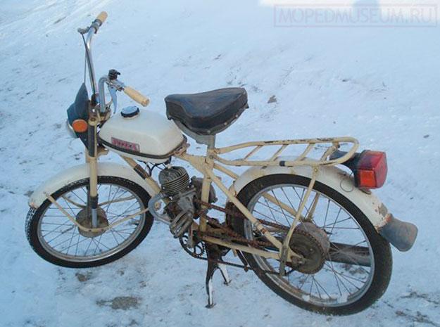 Легкий мопед Рига-13 РМЗ-1.413 (1983-1998)