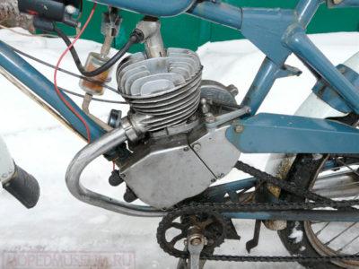 Легкий мопед «Рига-13» РМЗ-1.413 (1982-1998)