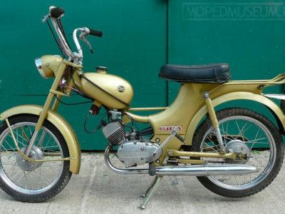 Мокик «Рига-16» РМЗ-2.116 (1977-1981)