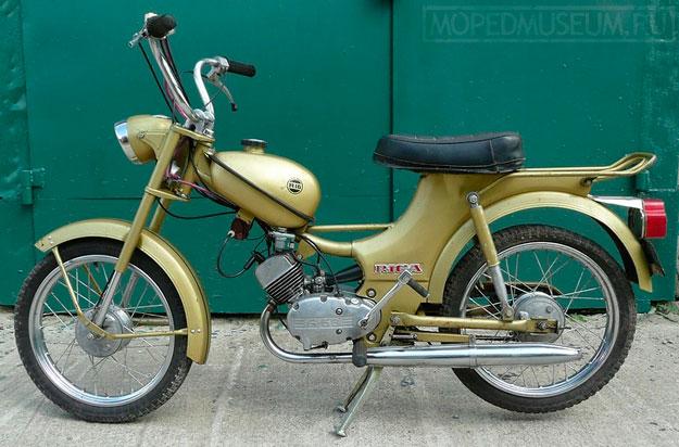 Мокик Рига-16 РМЗ-2.116 (1976-1981)