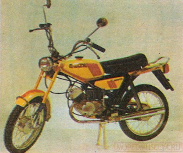 Мокик Дельта RMR-24 РМЗ-2.124 (1986-1996)