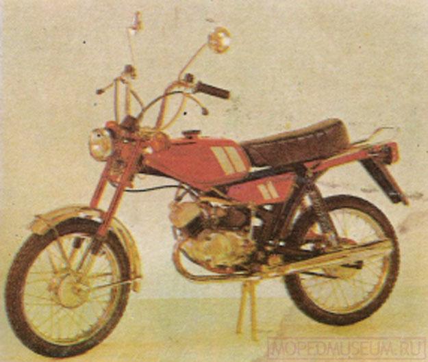 Мокик Дельта-Люкс РМЗ-2.124Л (1986-...)