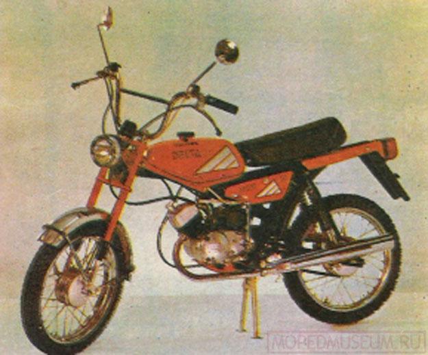 Мокик Дельта-Спорт РМЗ-2.124С (1985-...)