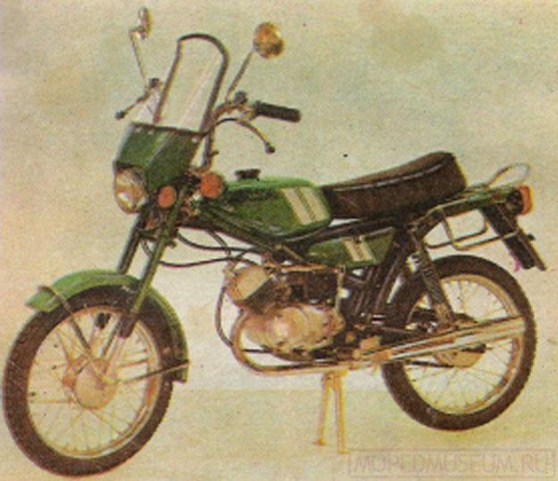Мокик Дельта-Турист РМЗ-2.124Т (1986-...)