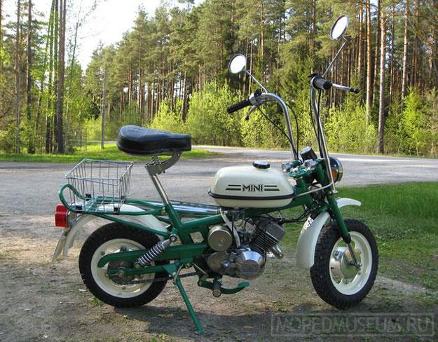 Мини-мокик Мини РМЗ-2.130 (1985-1990)