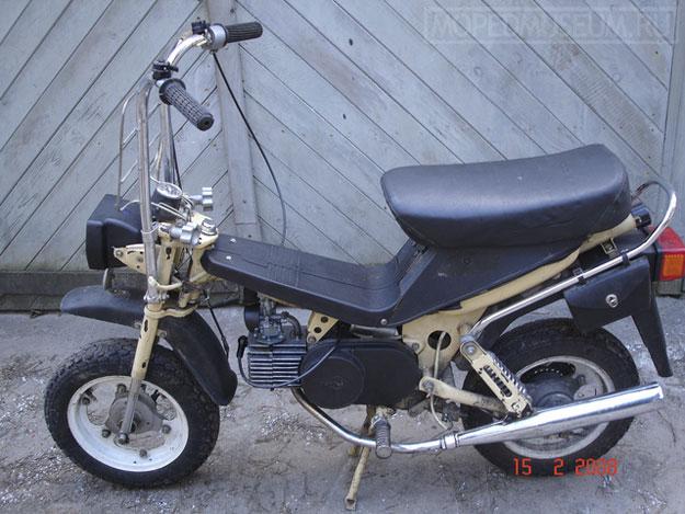 Мини-мокик Стелла РМЗ-2.134 (1987-1998)