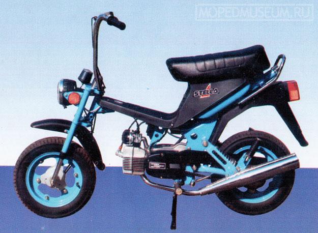 Мини-мокик Стелла РМЗ-2.150 (1992)
