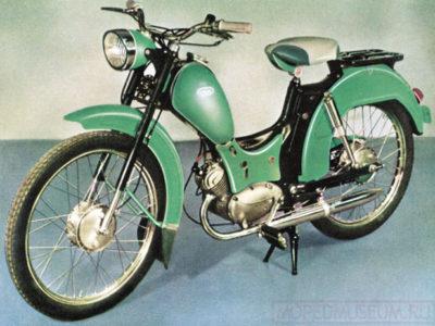 Мопед «Рига-1» (1961-1965)