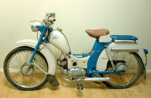 Мопед Рига-1 (1961-1965)