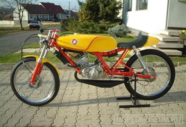 Двигатель ШК-50-78 (1978-1982)