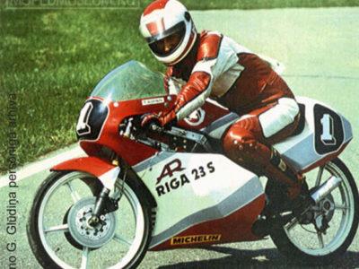 Шоссейно-кольцевой микромотоцикл «Рига-23С» (1983)