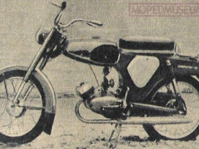 Мокик «Рига-6» (1968)