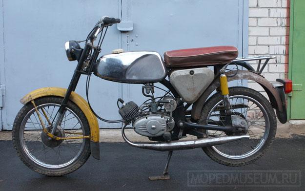 Мокик Рига-8 (1969)