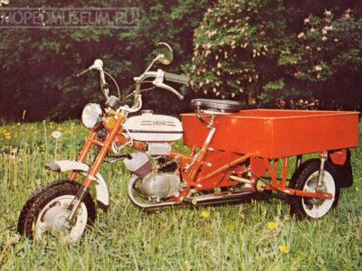 Грузовой трицикл «Villi» (1994?)