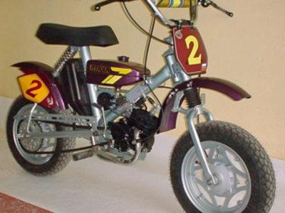 Спортивный микромотоцикл «Птаха-НРМФ» (2003)