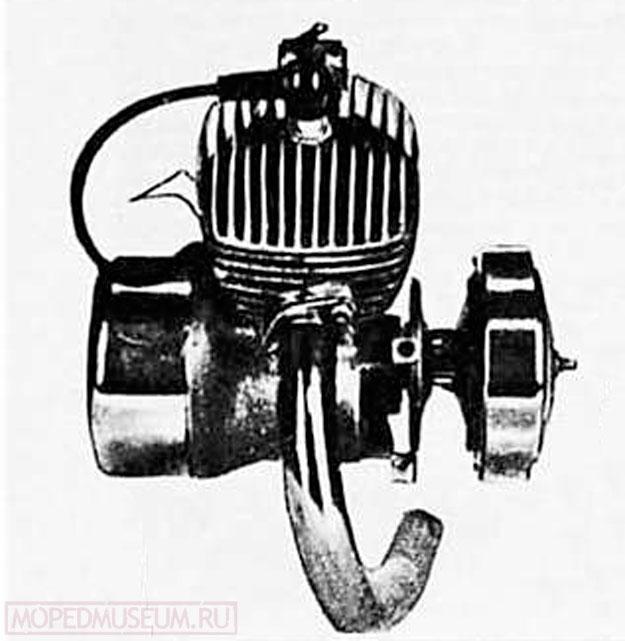 Мотоциклы пятилетки