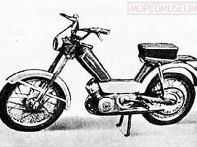 Мопед «Юниор» (1970)