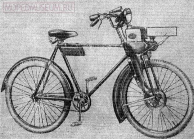 Моторные велосипеды