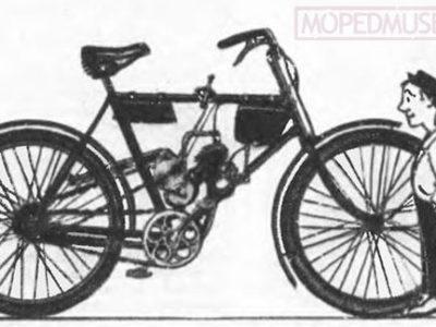 Вспомогательный велодвигатель (1935-1936)