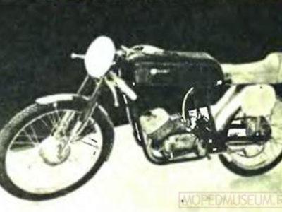 Гоночный микромотоцикл SZ-50 (1964-1965)
