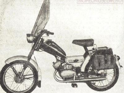 Мопед «Турист» МП-048Т (1971)