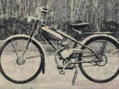 Легкий мопед МВ-18 (1972-1975)