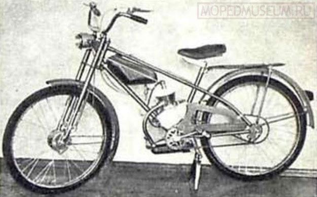 Легкий мопед МВ-18М