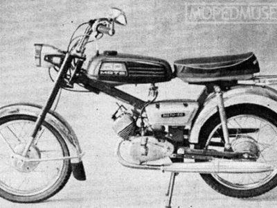 Мопед «Верховина-5» ЛМЗ-2.153 (1974-1977)