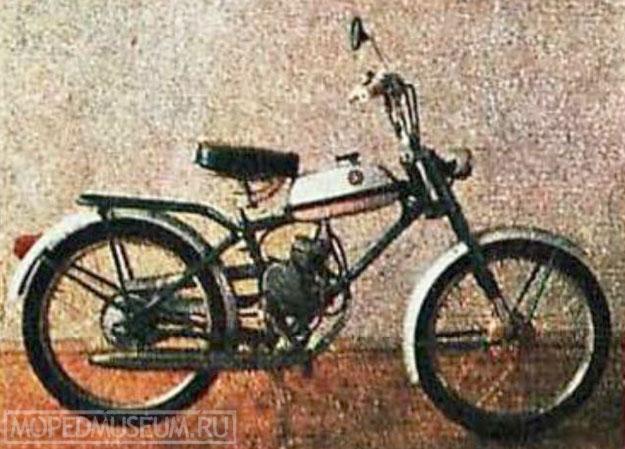 Рубежи мотоциклостроения