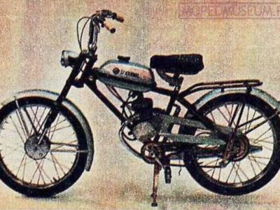 Легкий мопед «Рига-13» РМЗ-1.413 (1983-1998)