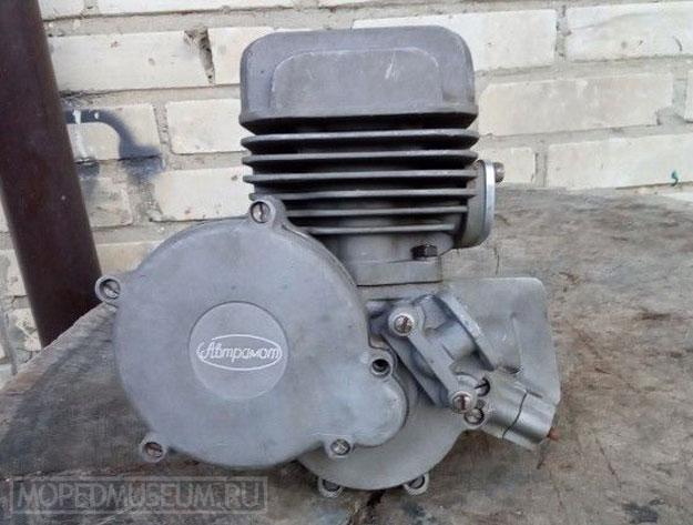 Двигатель АИ-45В (1995) Автрамат