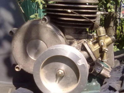 Двигатель АИ-45В (1995)