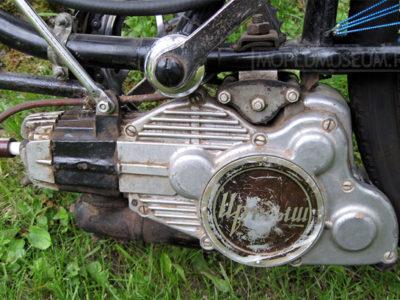 Вспомогательный велодвигатель «Иртыш» (1954-1955)