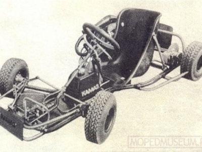 Карт КП-3 «Пионер» (1984-…)