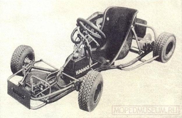 Карт КП-3 Пионер (1984-...)