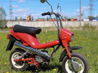 Мини-мокик «Стелла» РМЗ-2.136 (1999)