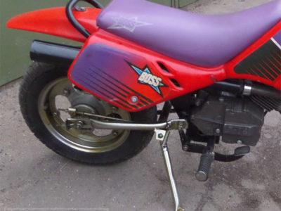 Микромотоцикл «Босс» (1997-1998)