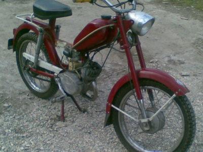 Мопед «Верховина-3» МП-048 (1970-1973)