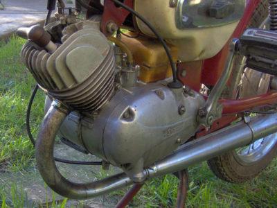 Двигатель Š-52 (1968-1973)