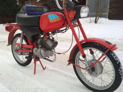 Мокик «Карпаты-2» ЛМЗ-2.161 (1986-1995)