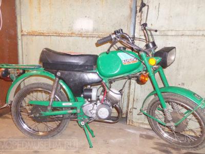 Мокик «Карпаты-2-Люкс» ЛМЗ-2.161Л (1987-1991)