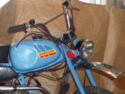 Мокик «Карпаты-2-Спорт» ЛМЗ-2.161С (1986-1990)