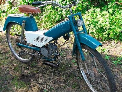 Легкий мопед МВ-044 (1966-1968)