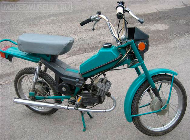 Мопед ЛСЗ-1.415 Пегас (1994-1998)