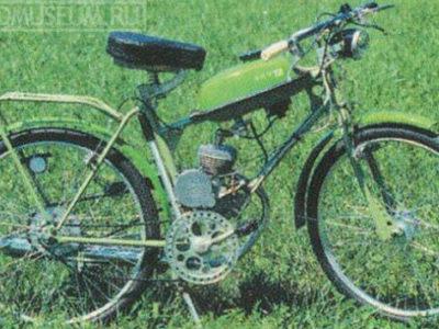 Легкий мопед «ЗиФ-20» (1992)