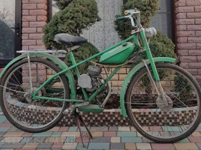 Легкий мопед ЗИФ-77 (1978-…)
