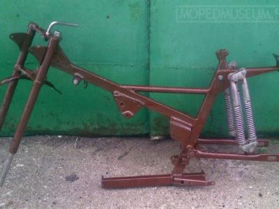 Мокик «Верховина» с коляской