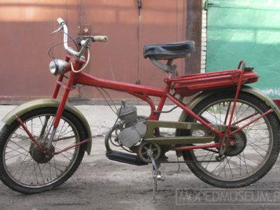 Легкий мопед «Рига-11» РМЗ-1.411 (1976-1983)