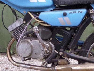 Мокик «Дельта» RMR-24 РМЗ-2.124 (1986-1996)