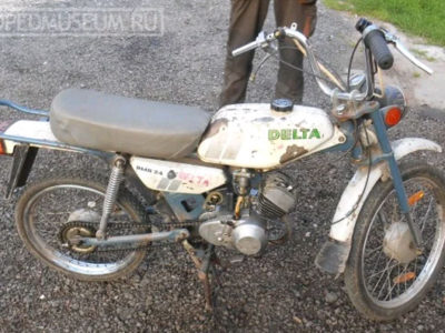 Мокик «Дельта-Спорт» РМЗ-2.124С (1995)